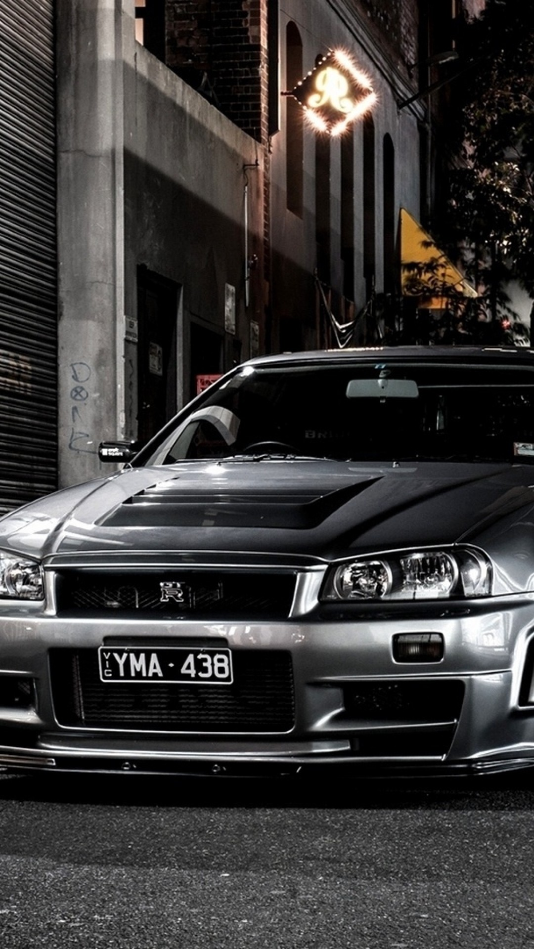Nissan Skyline Wallpaper 4k Iphone