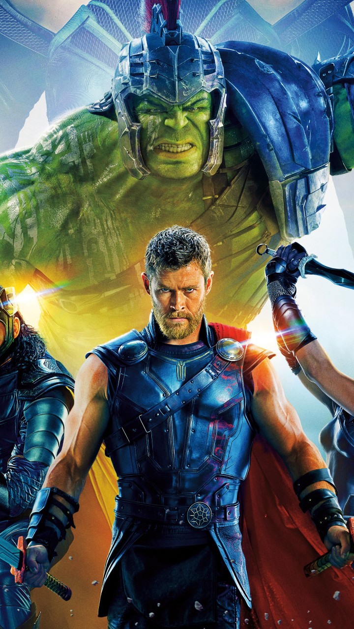 Free Download Thor Ragnarok Hd Wallpaper For Desktop And Mobiles