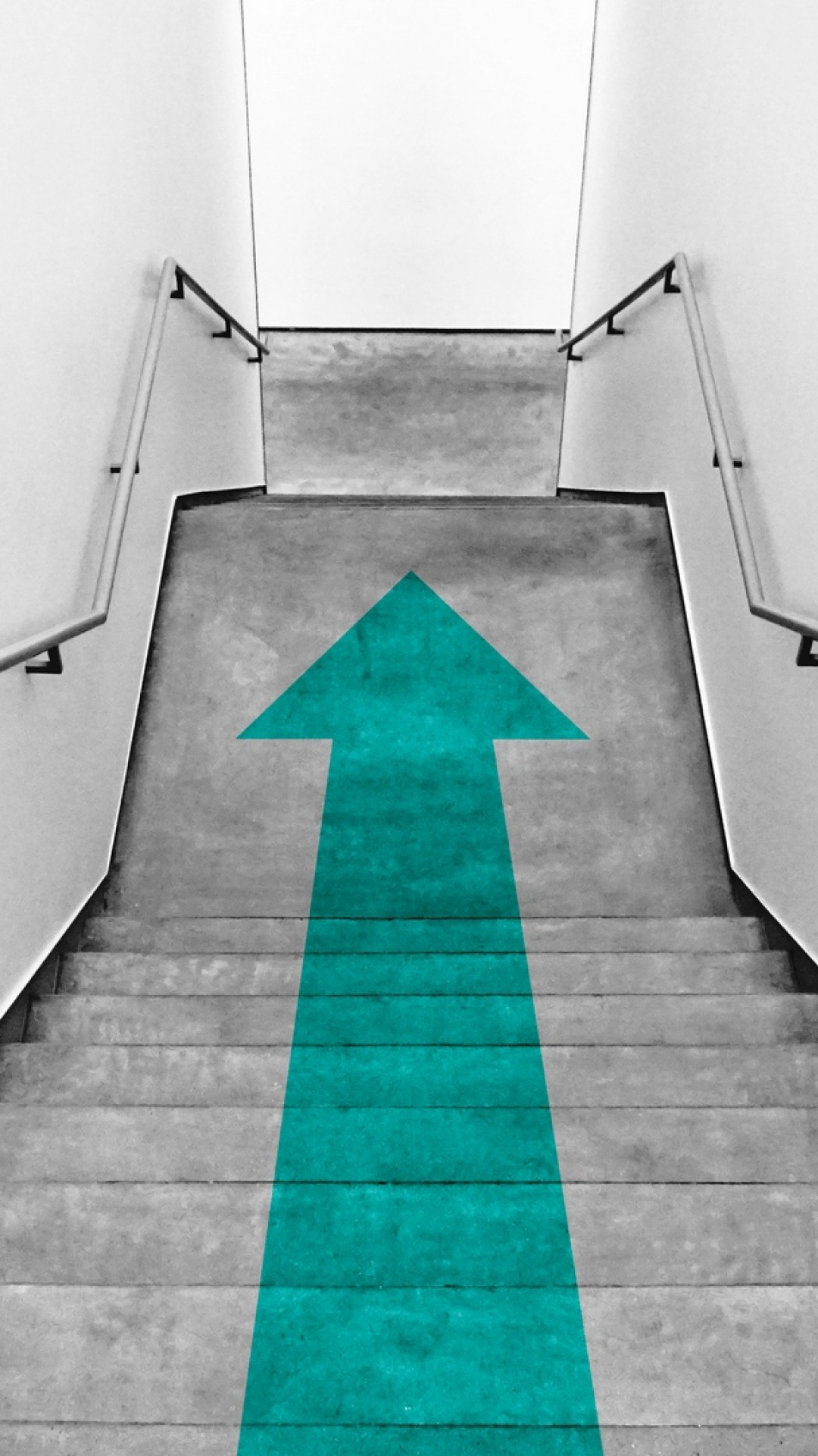 Green Arrow At Staircase Hd Wallpaper Iphone 6 6s Plus