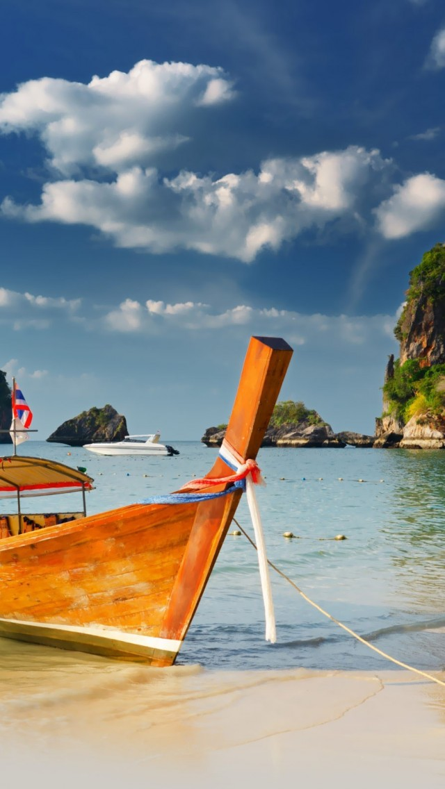 Thailand S Most Charming Seaside Resort Town Hd Wallpaper