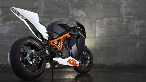 Ktm Rc8r Bike Hd Wallpaper for Desktop and Mobiles