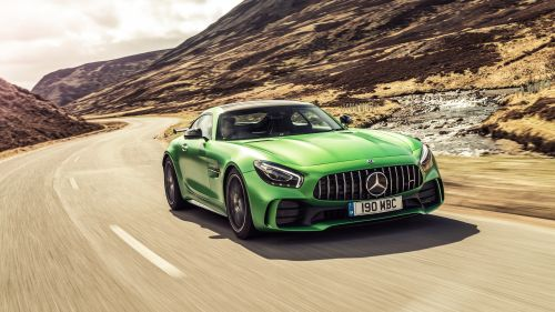 Mercedes Benz Amg Gtr Wallpaper for Desktop and Mobiles