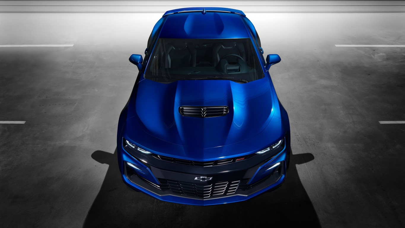 2019 chevrolet camaro ss 4k car wallpaper 1366x768 - hd wallpaper