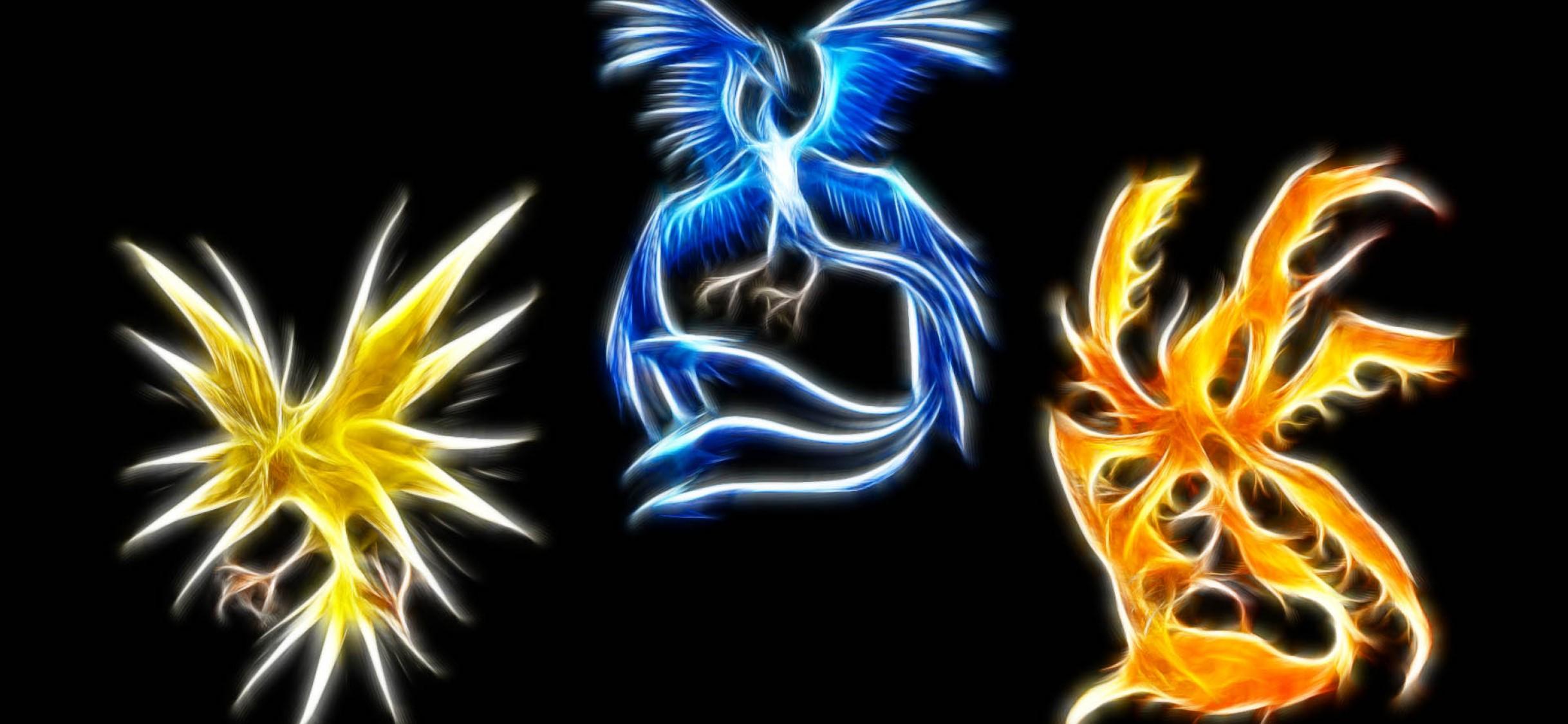 All Legendary Pokemon 3d Wallpaper For Desktop And Mobiles