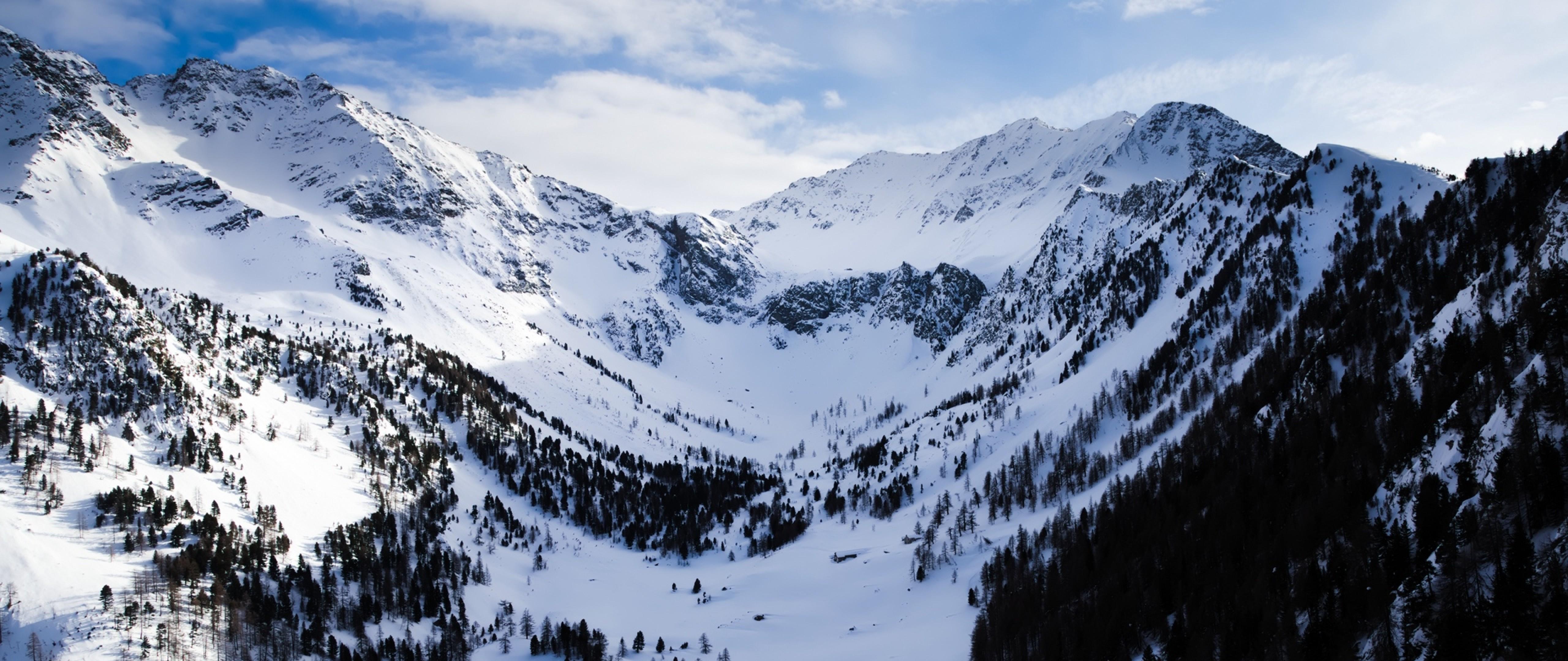 Alps Covered In Snow Hd Wallpaper 4k Ultra Hd Wide Tv Hd Wallpaper Wallpapers Net
