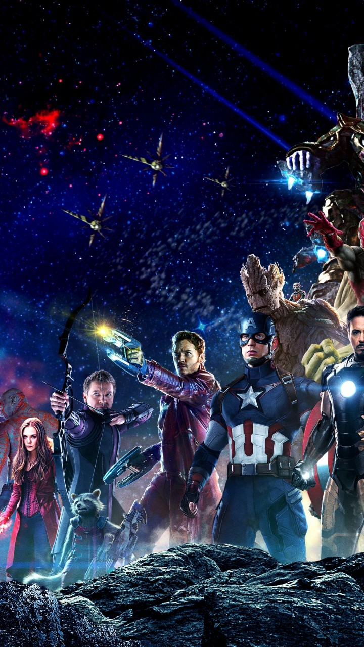 Avengers Infinity War Hd Wallpaper 720x1280 Hd Wallpaper