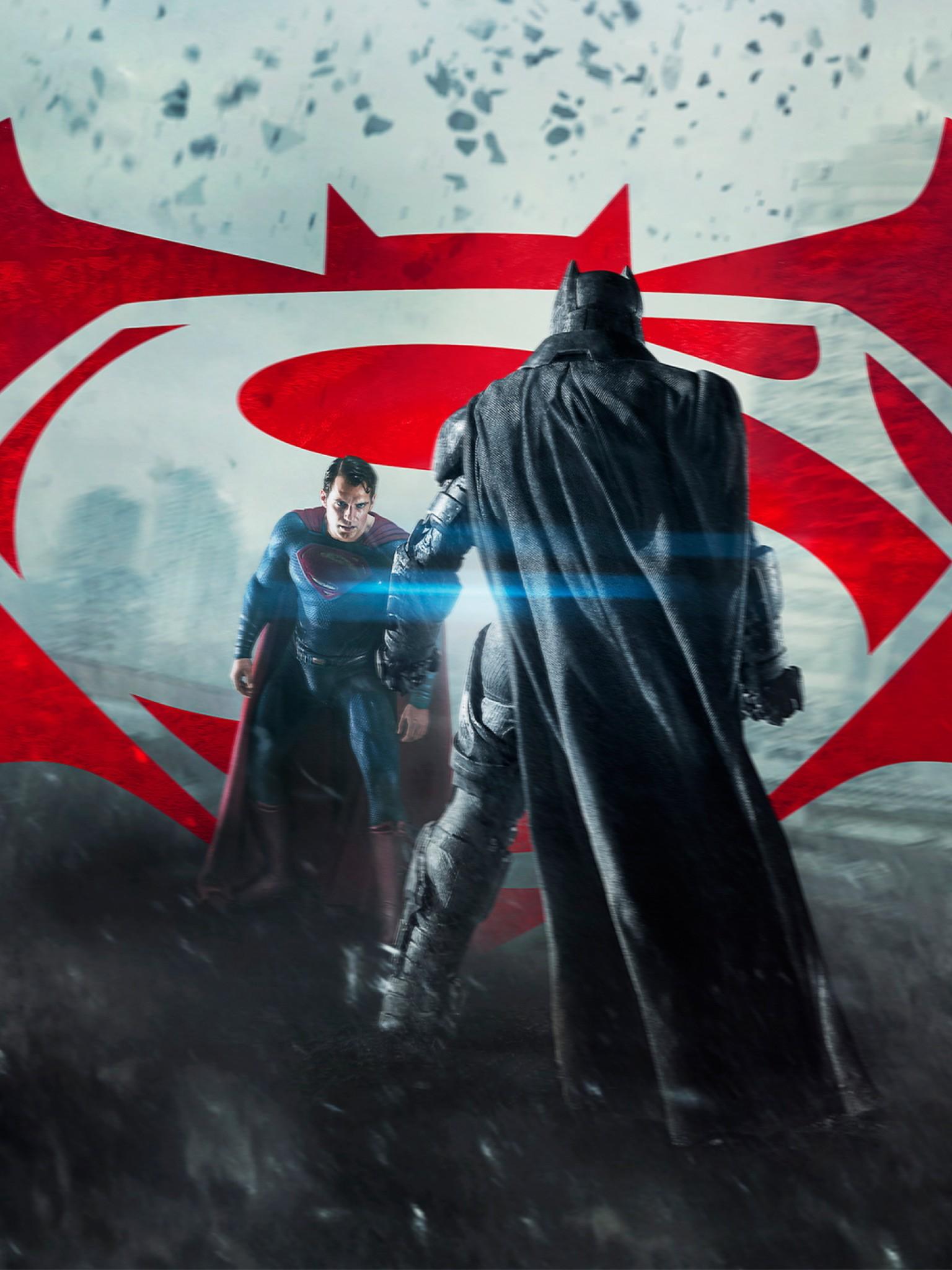 Batman V Superman Dawn Of Justice Wallpaper For Desktop And