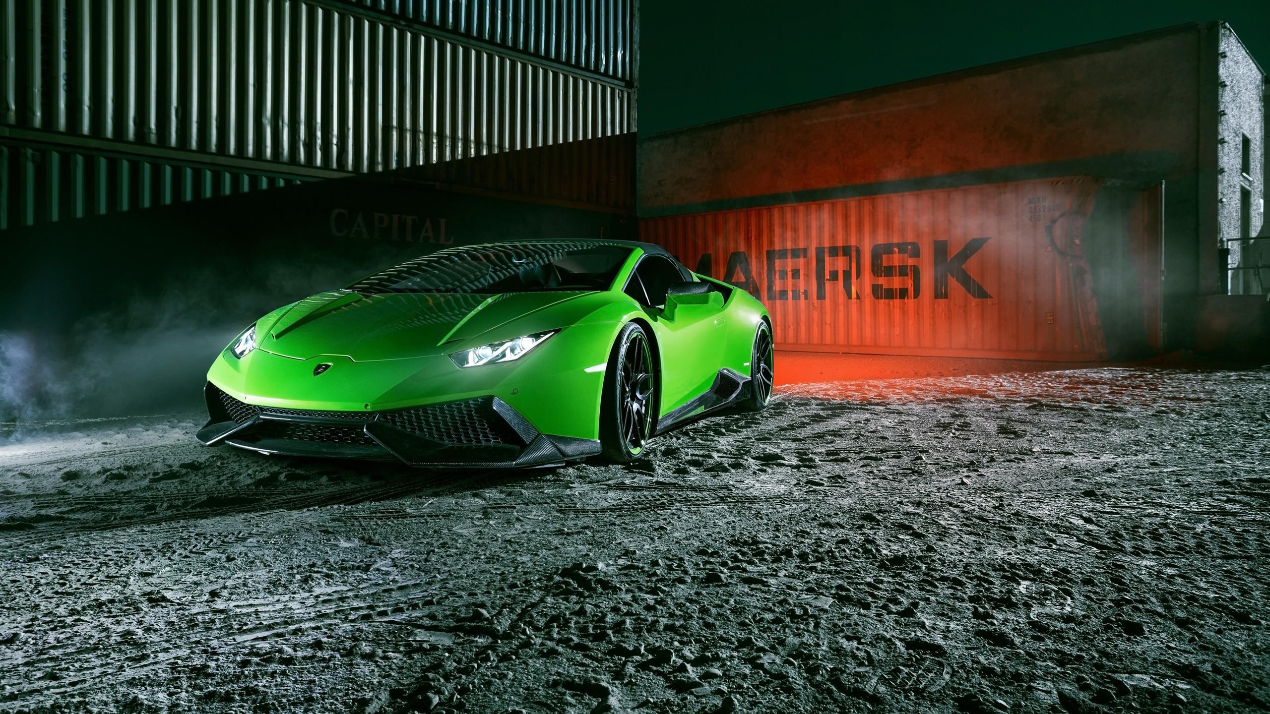 Best Lamborghini Huracan Hd Wallpaper For Desktop And