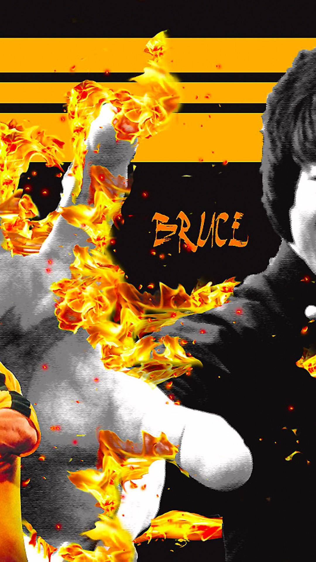 Bruce Lee Hd Wallpaper Iphone 6 6s Plus Hd Wallpaper