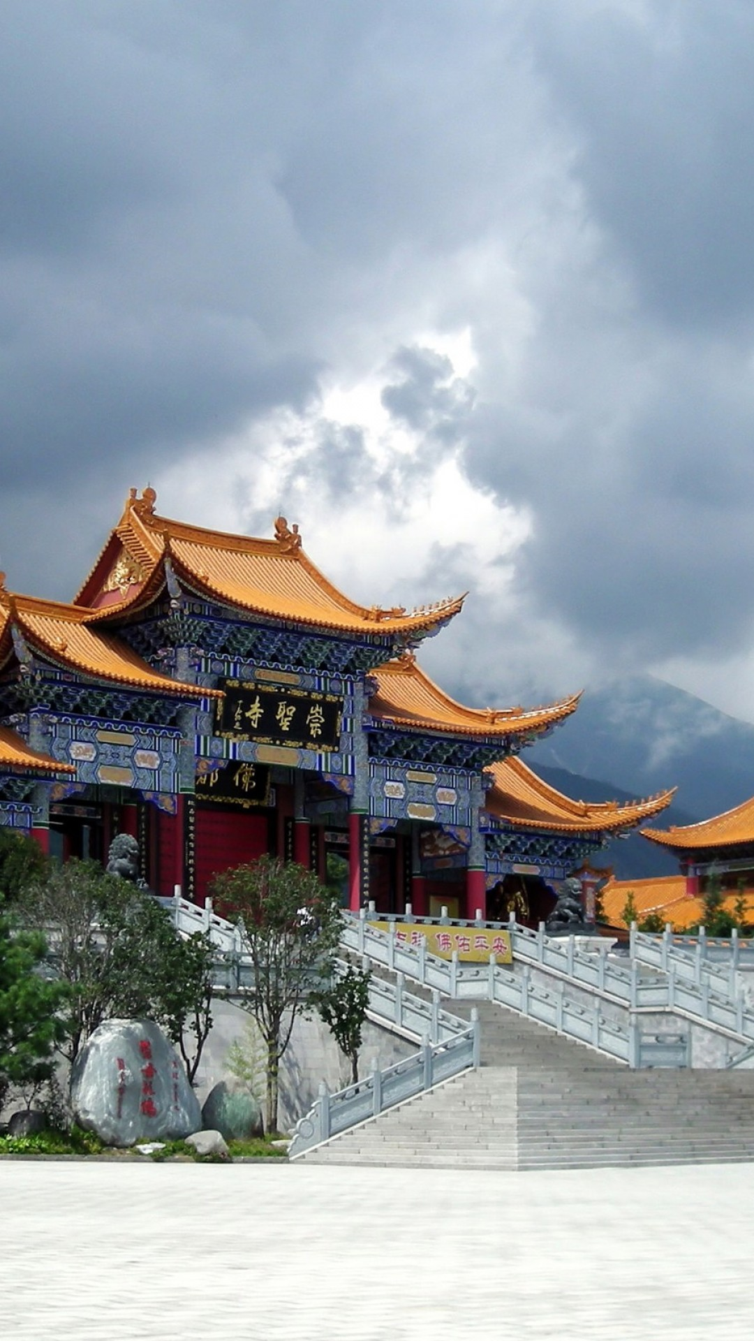 Chinese Ancient Architecture Hd Wallpaper Iphone 6 6s Plus