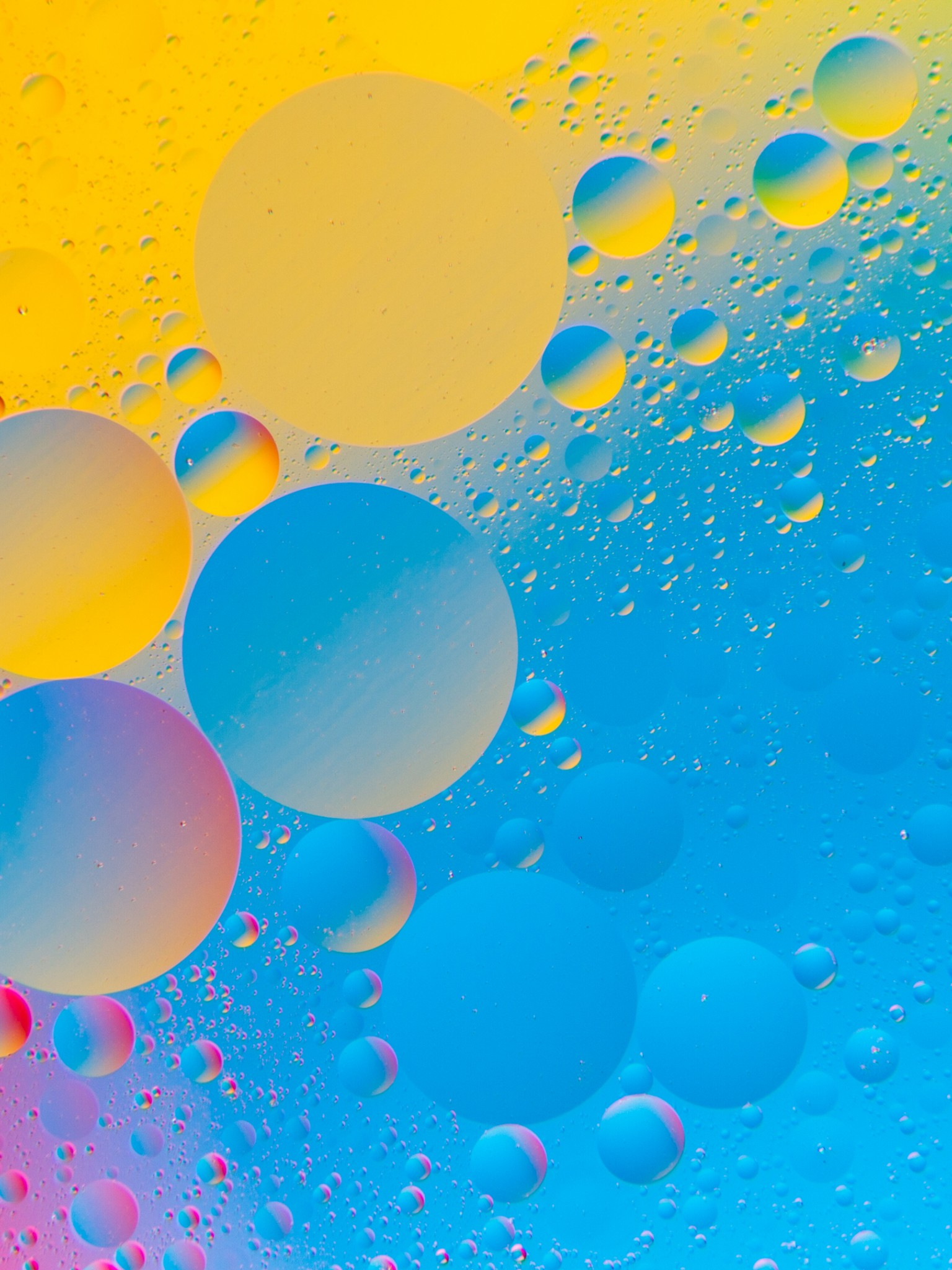 Colourful Bubbles 4k Hd Abstract Wallpaper Retina Ipad Hd