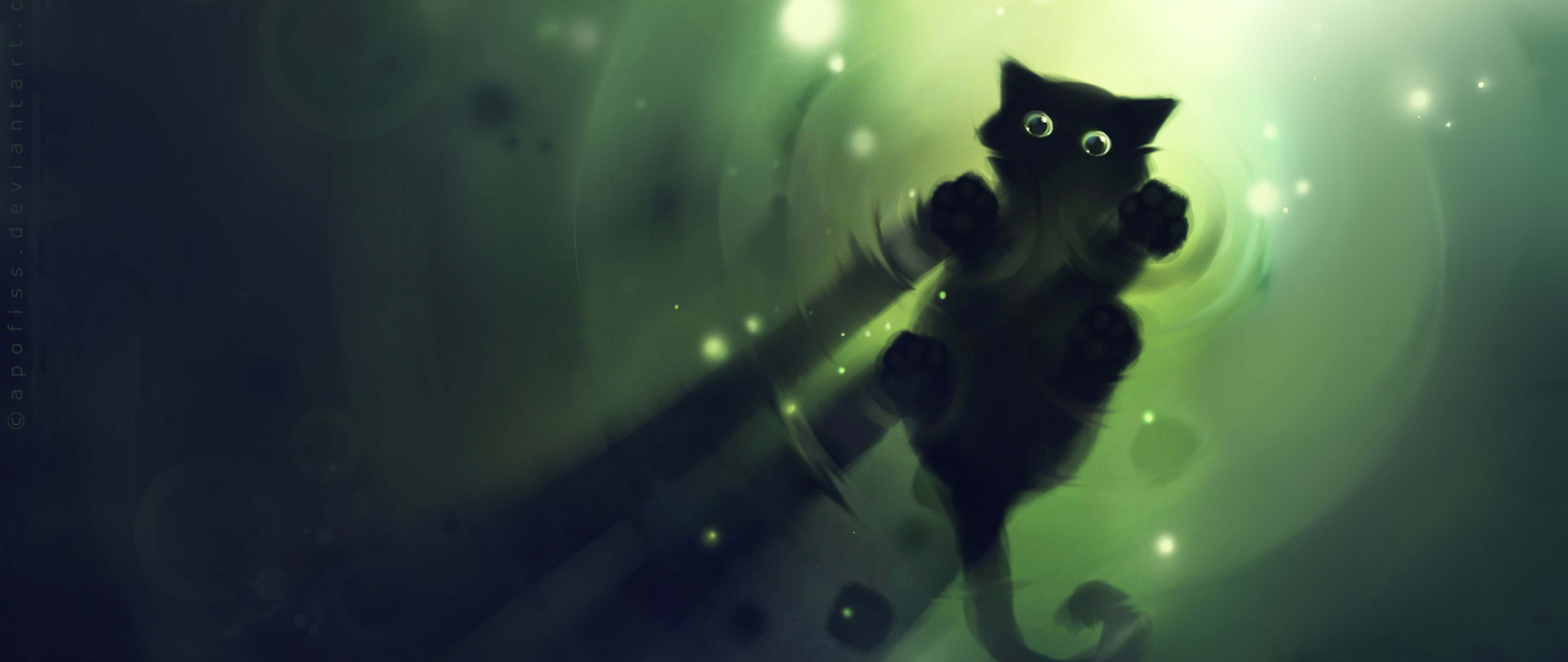 Cute Animated Cat Cartoon Background Wallpaper For Desktop And Mobiles 4k Ultra Hd Wide Tv Hd Wallpaper Wallpapers Net