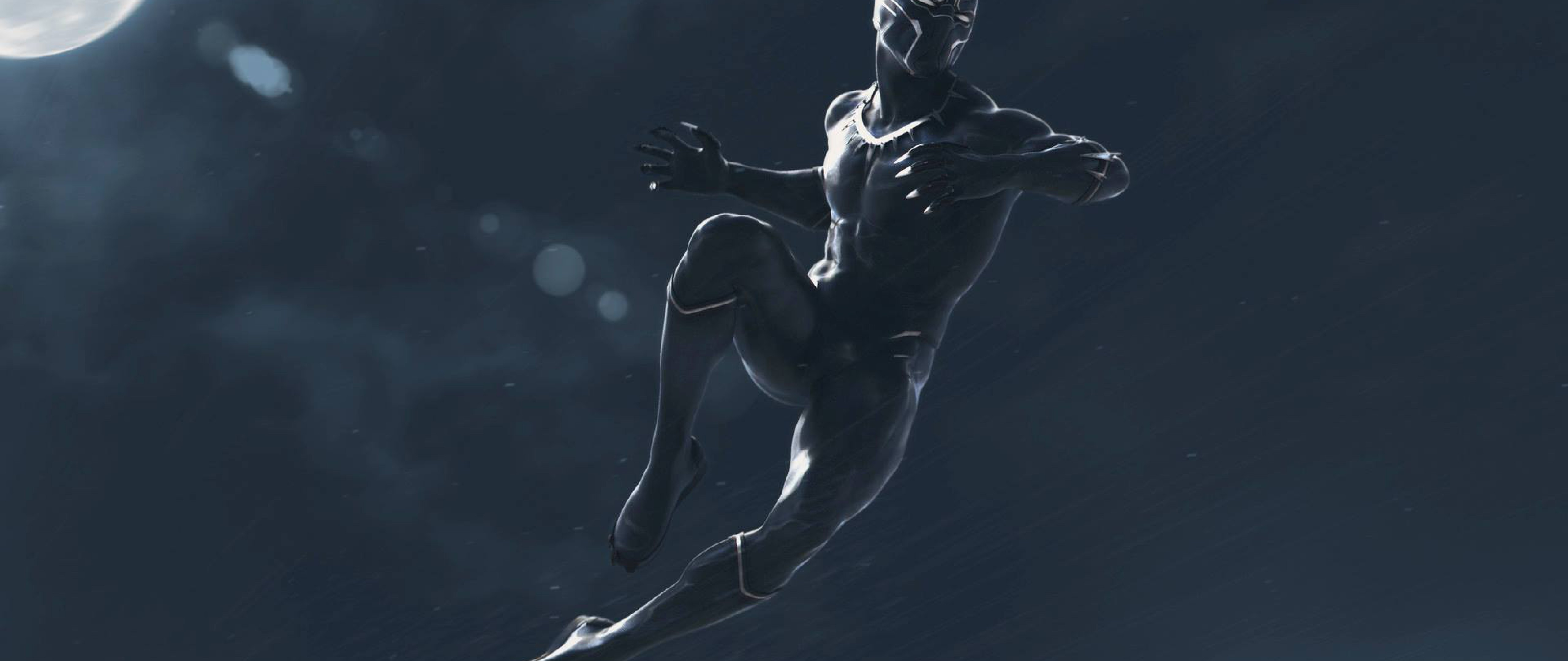 Download Black Panther Digital Art Wallpaper For Desktop And Mobiles 4k Ultra Hd Wide Tv Hd Wallpaper Wallpapers Net