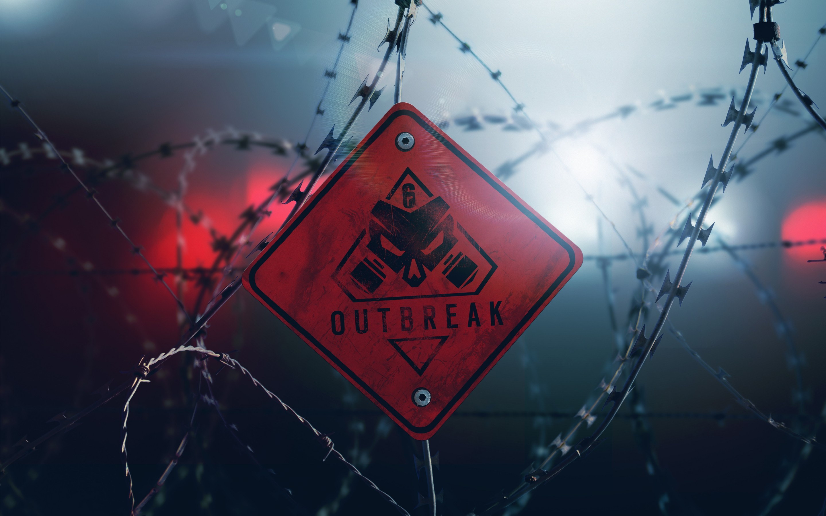 Download Rainbow Six Siege Outbreak 4k Wallpaper For Desktop And