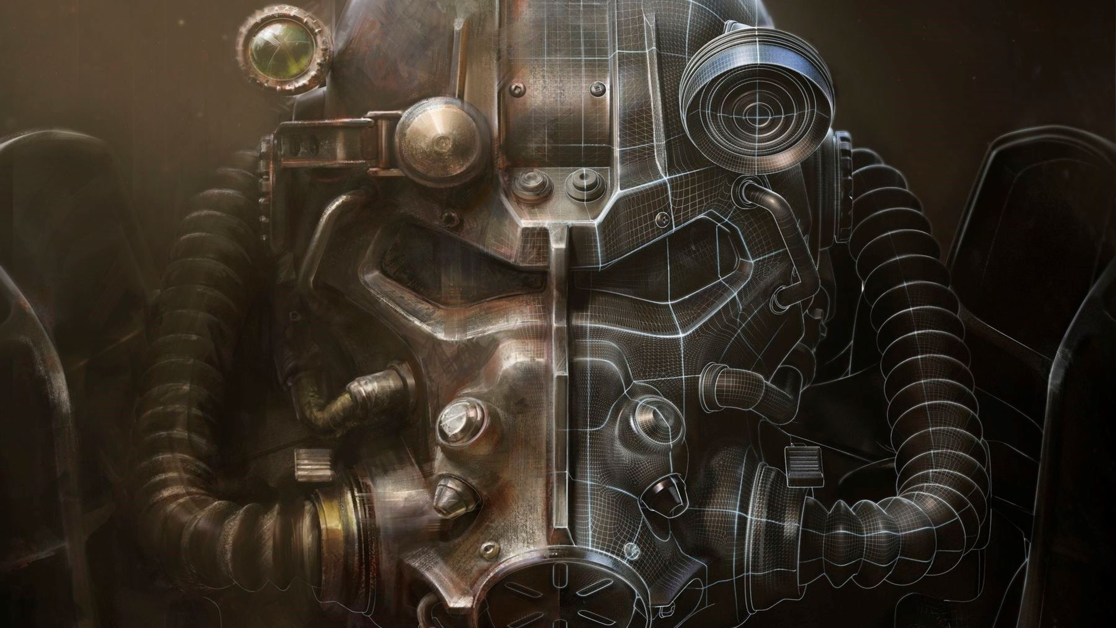 Fallout 4 Juggernaut Face Free Wallpaper For Desktop And Mobiles 4k
