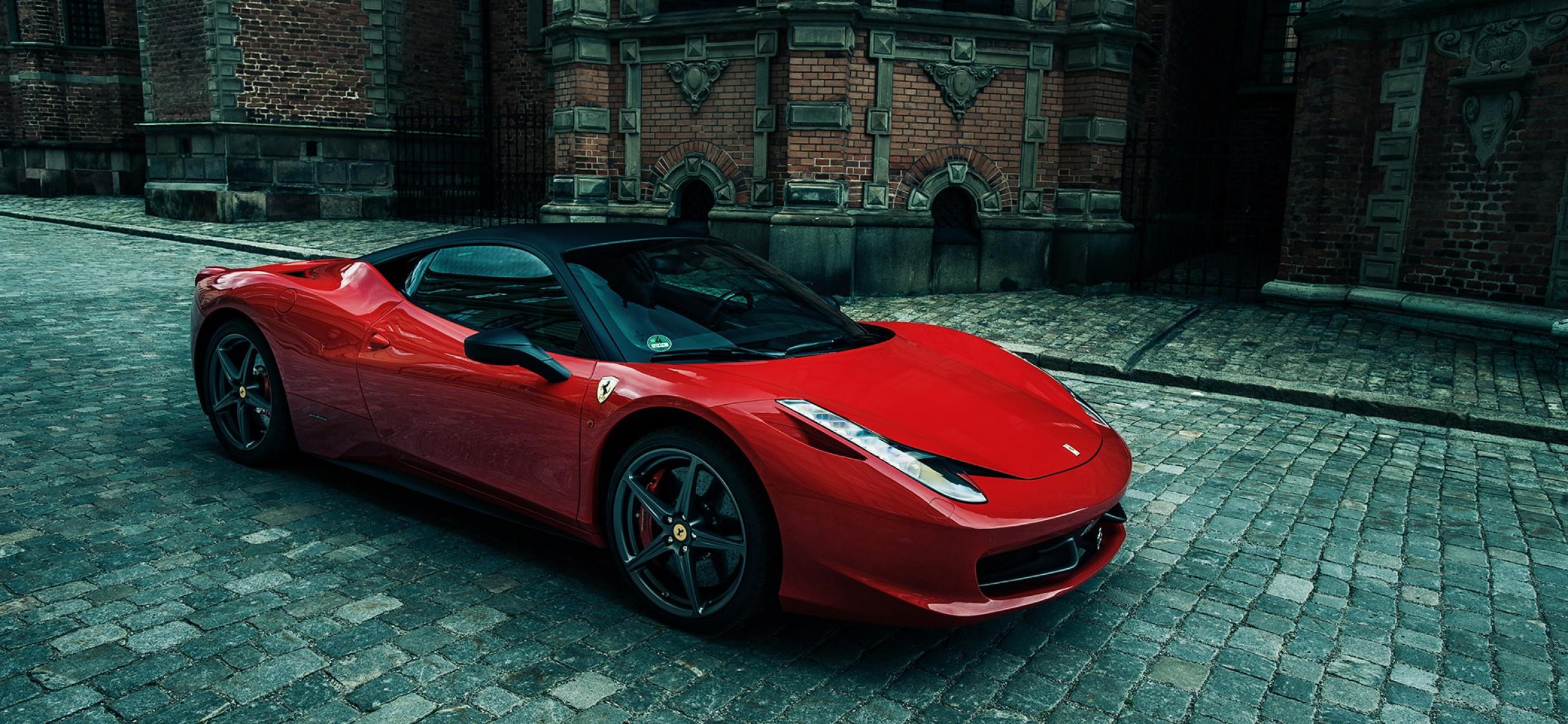 Ferrari 458 Italia Car Wallpaper For Desktop And Mobiles Iphone X Hd Wallpaper Wallpapers Net