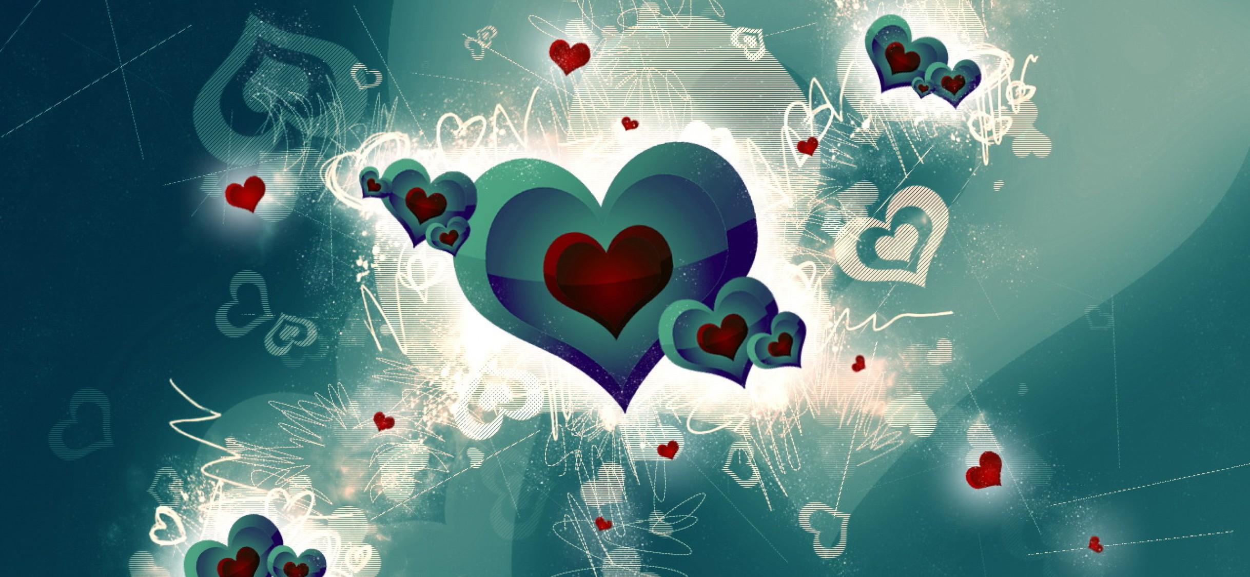 Free Best Beautiful Love Vector Hd Wallpaper For Desktop And