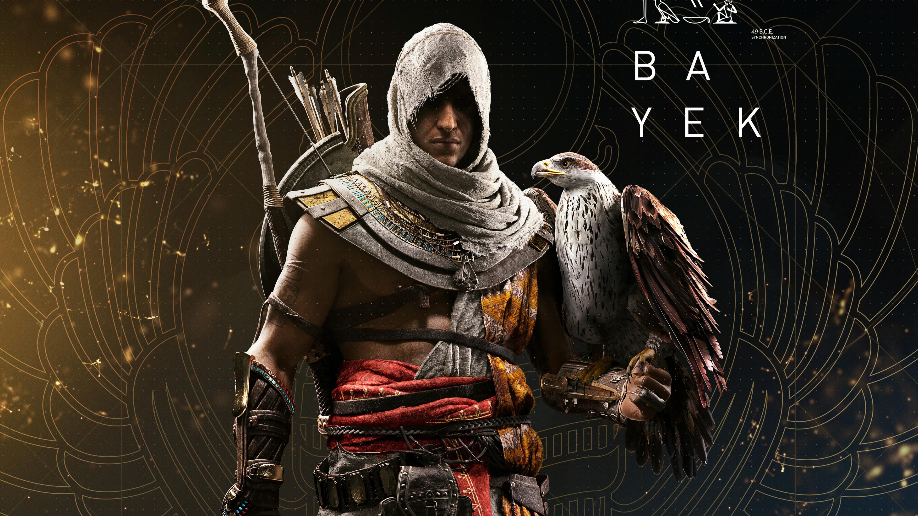 Free Download Assassins Creed Origins Hd Wallpaper For Desktop And