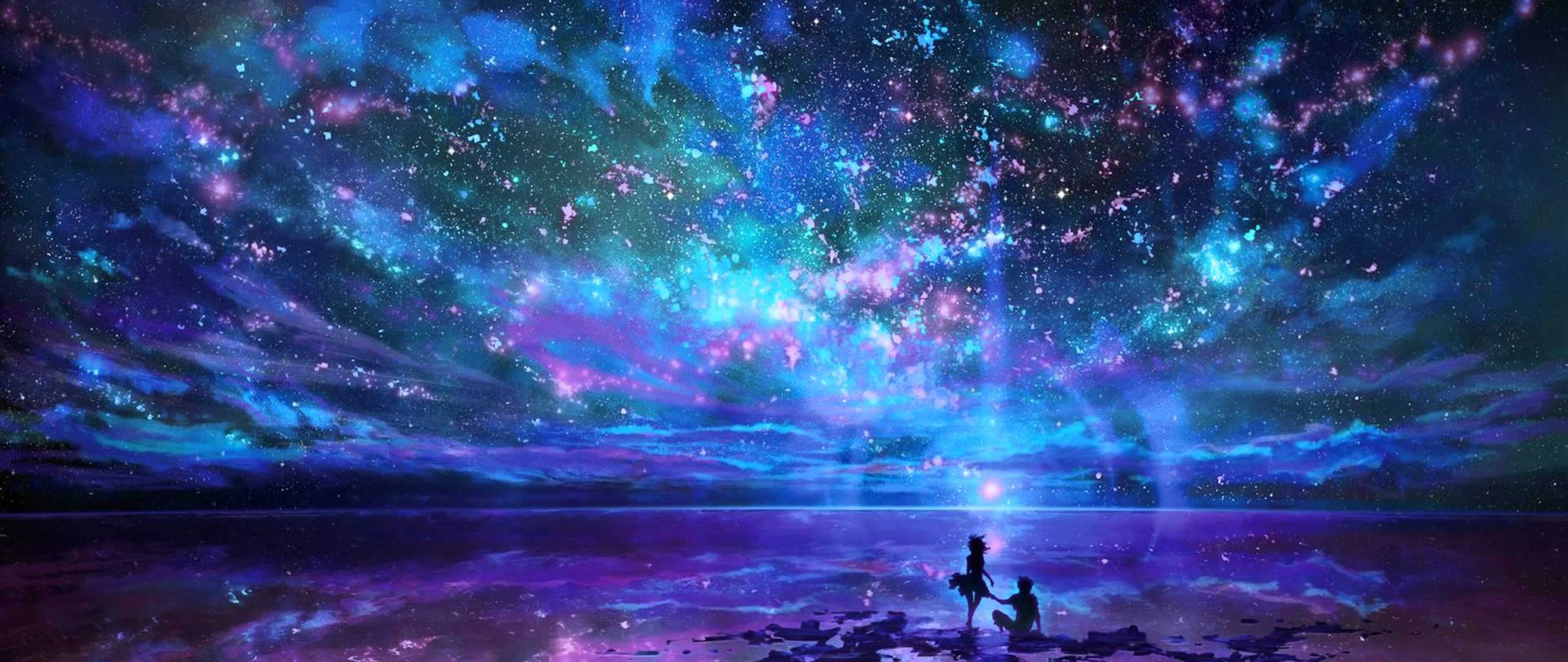 Dreams Of A Fantasy World 4k Hd Desktop Wallpaper For 4k: Free Download HD Lovers In Fantasy World Wallpaper 4K