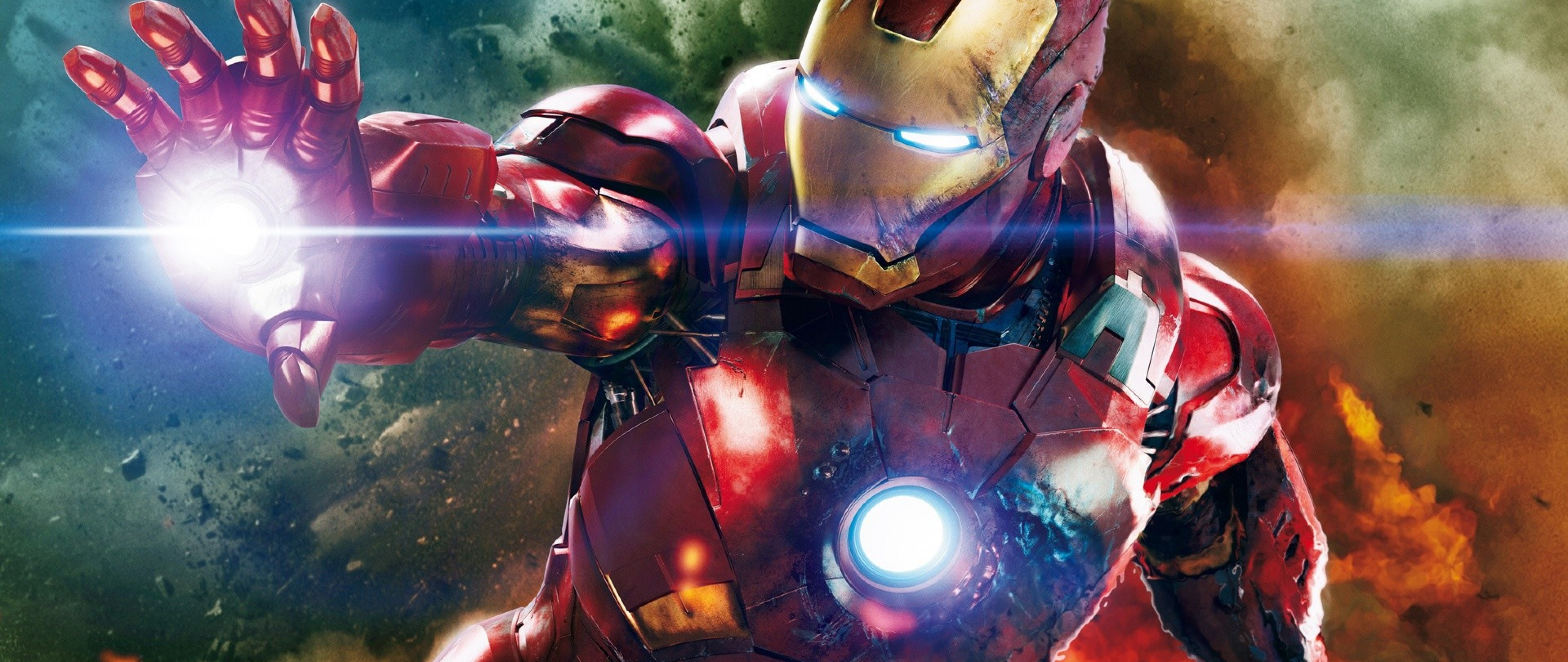 Free Download Iron Man Movie Wallpaper For Desktop And