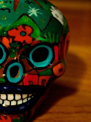 Free Download Mexican Skull Wallpaper for Desktop and