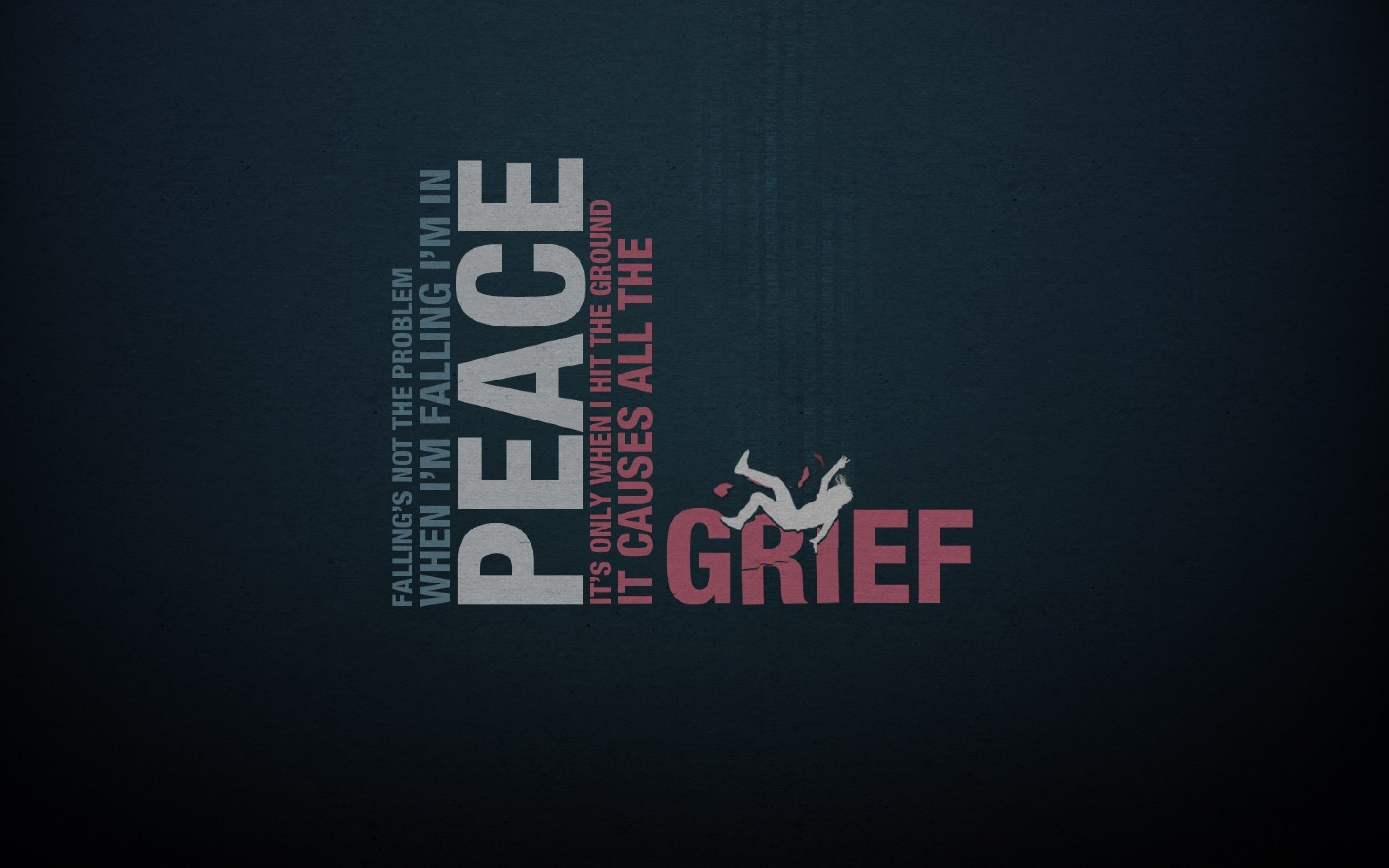 Free Download Peace Quote Wallpaper For Desktop And Mobiles 15
