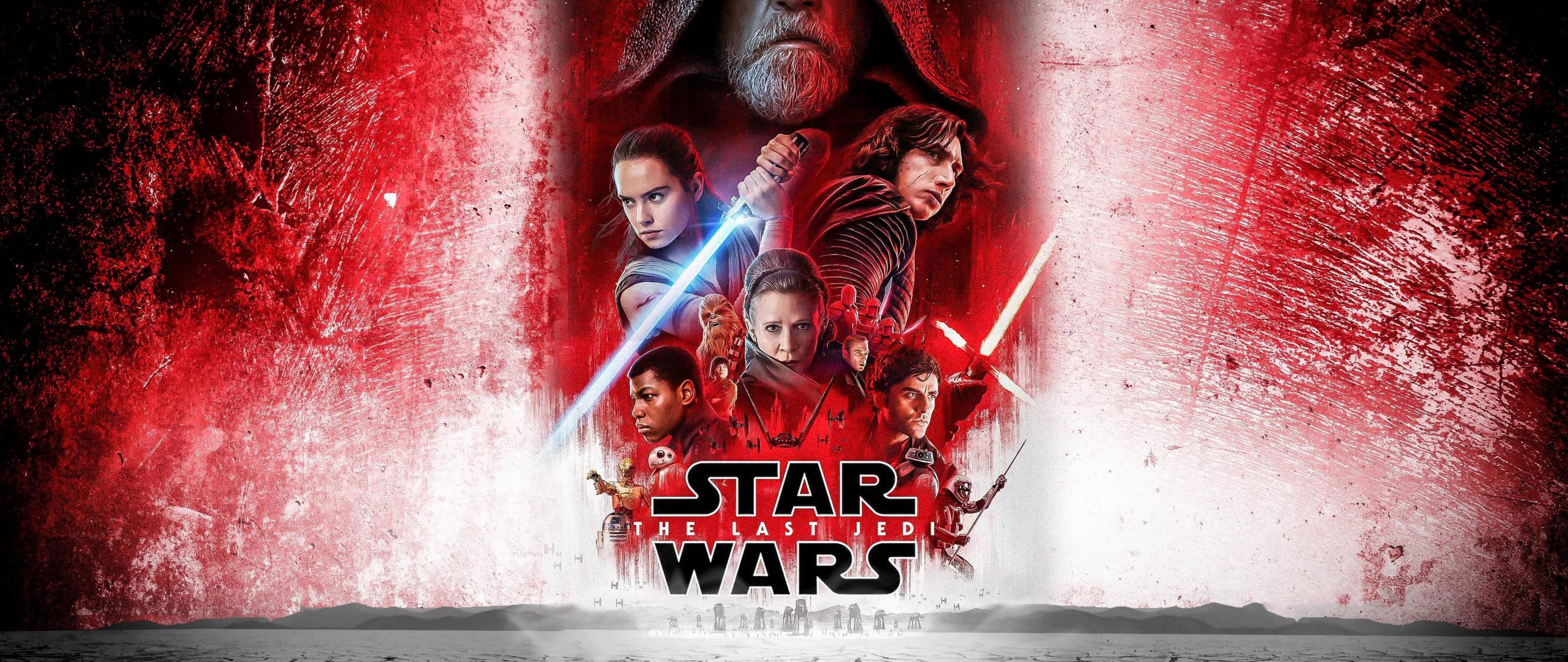 Free Download Star Wars The Last Jedi Hd Wallpaper For