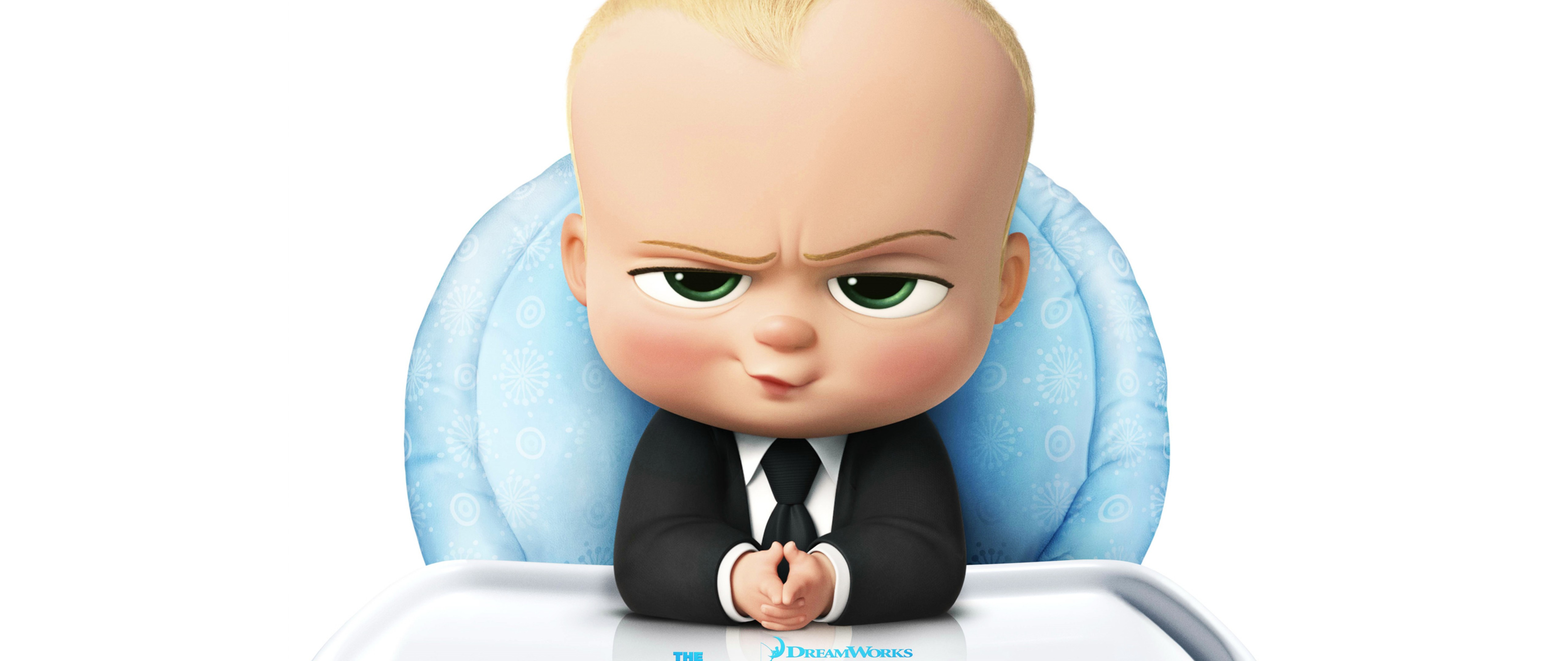 Free Download The Boss Baby Movie Hd Wallpaper for Desktop