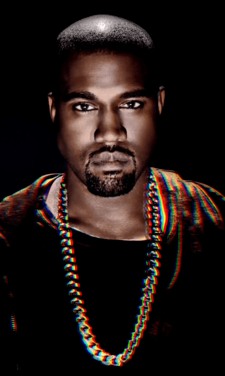 Kanye West Hd Wallpaper 768x1280 Hd Wallpaper Wallpapersnet