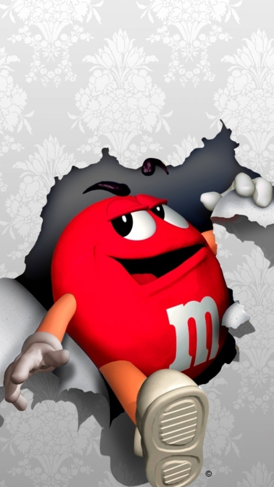 M M Chocolate Wallpaper For Desktop And Mobiles Iphone 6 6s Plus