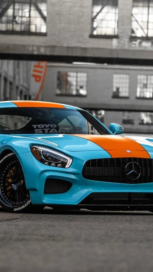 Mercedes Amg Gt Hd Wallpaper Iphone 5 5s Ipod Hd