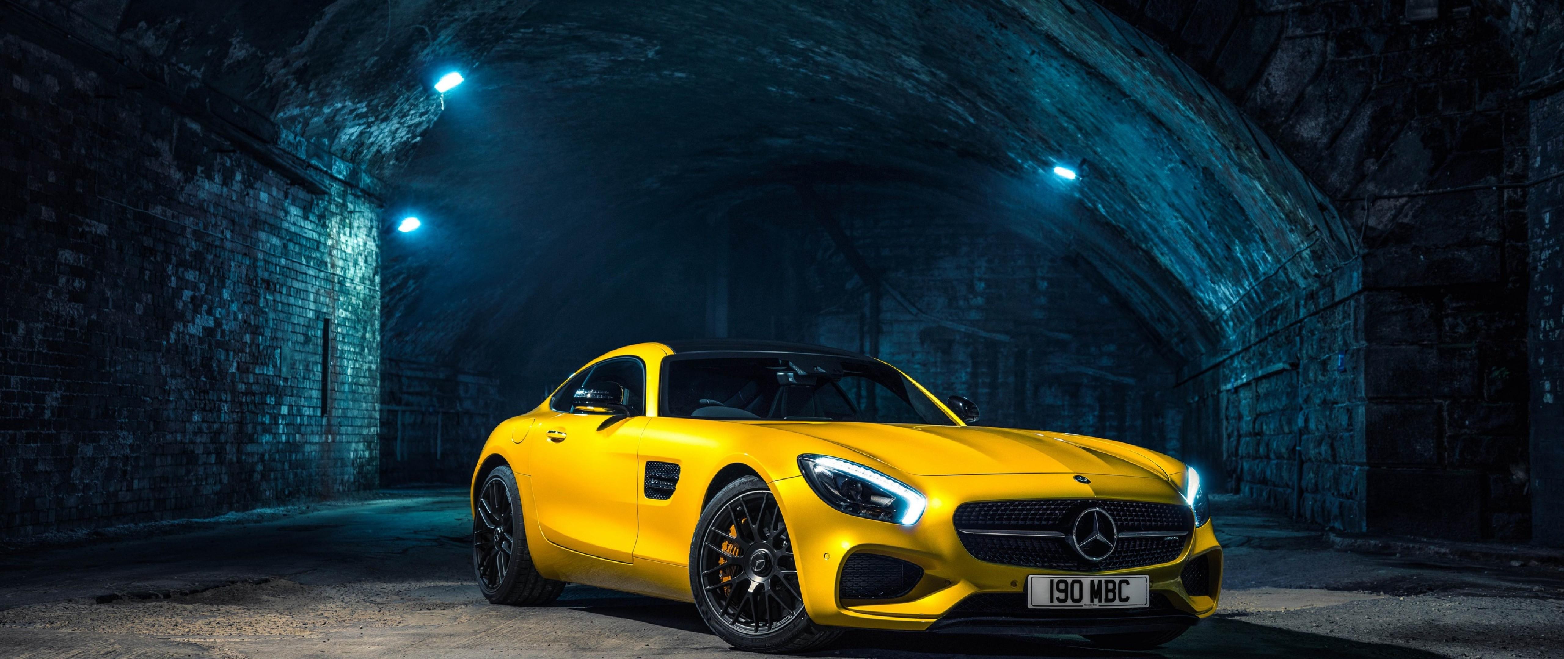 Mercedes Benz Amg Gt S Wallpaper For Desktop And Mobiles 4k