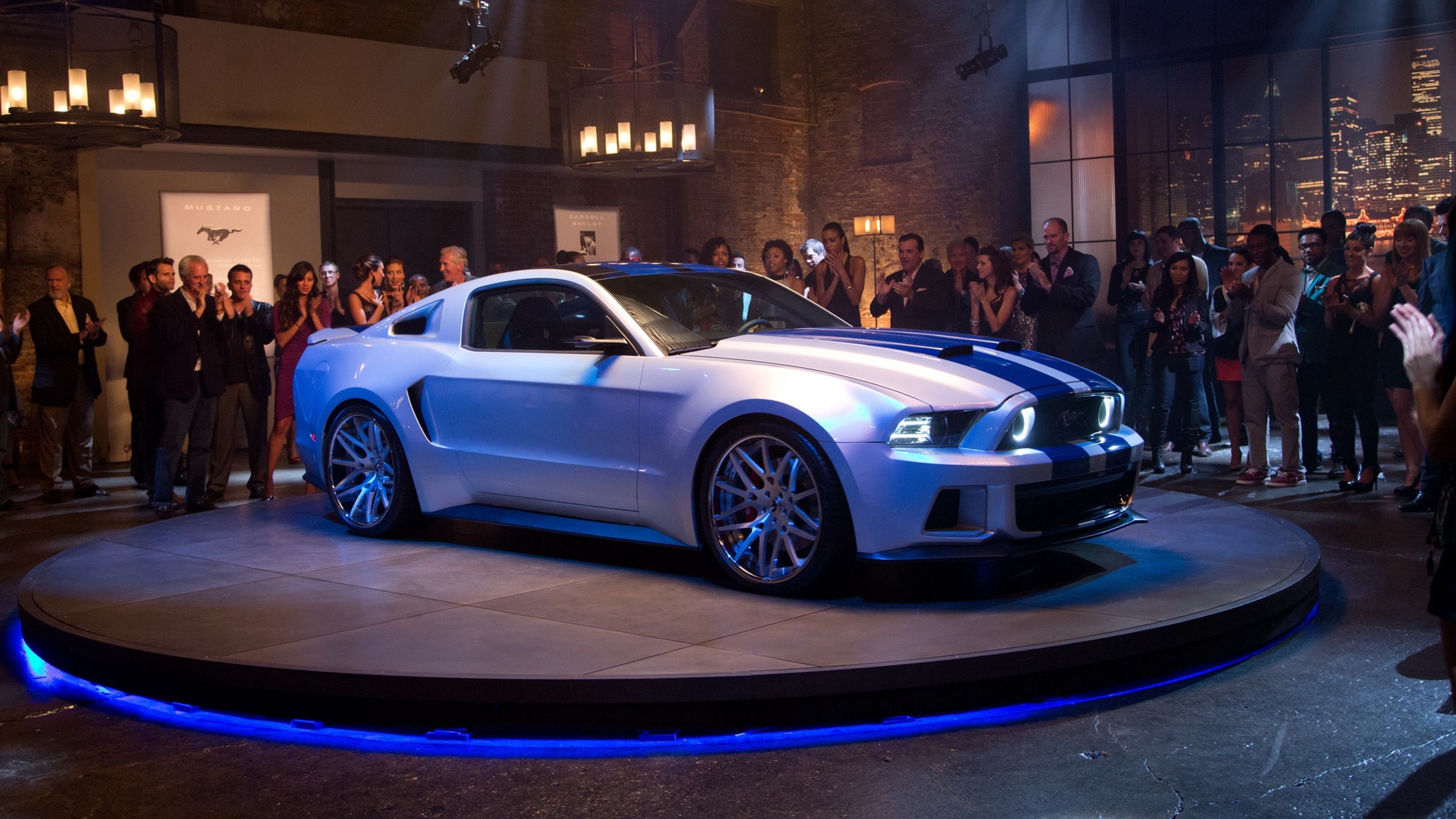 Need For Speed Ford Mustang Hd Wallpaper 4k Ultra Hd Hd