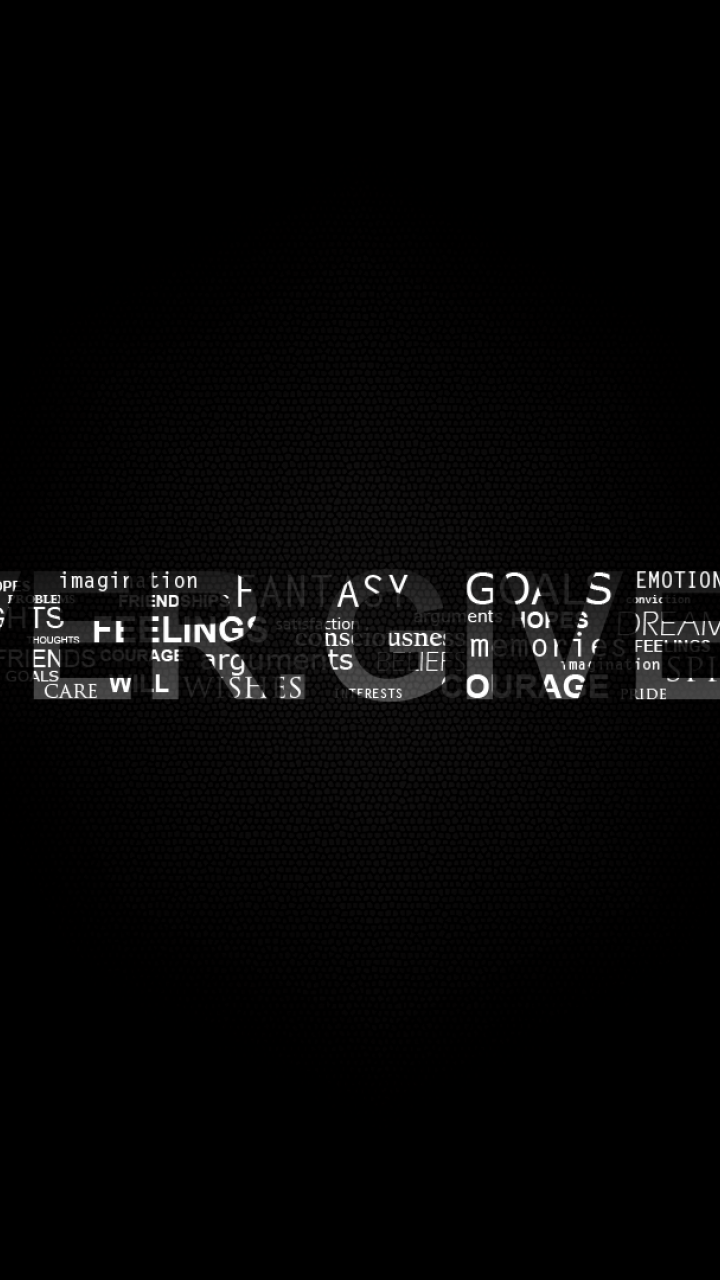 Never give up HD Wallpaper 720x1280