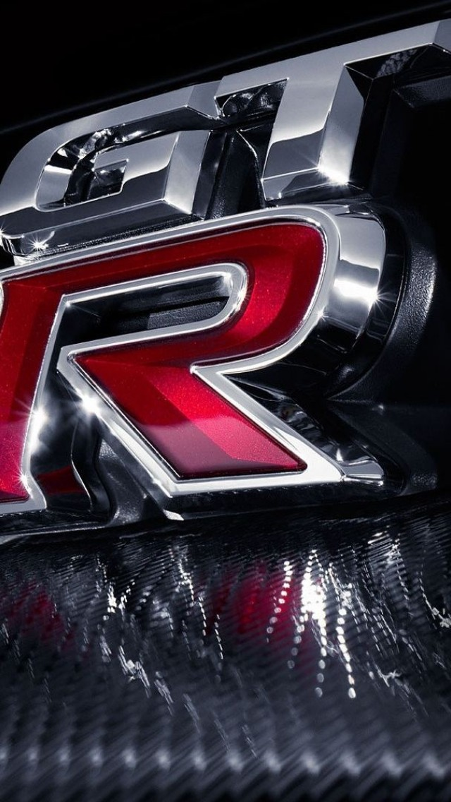 Nissan Gt R Badge Logo Wallpaper For Desktop And Mobiles