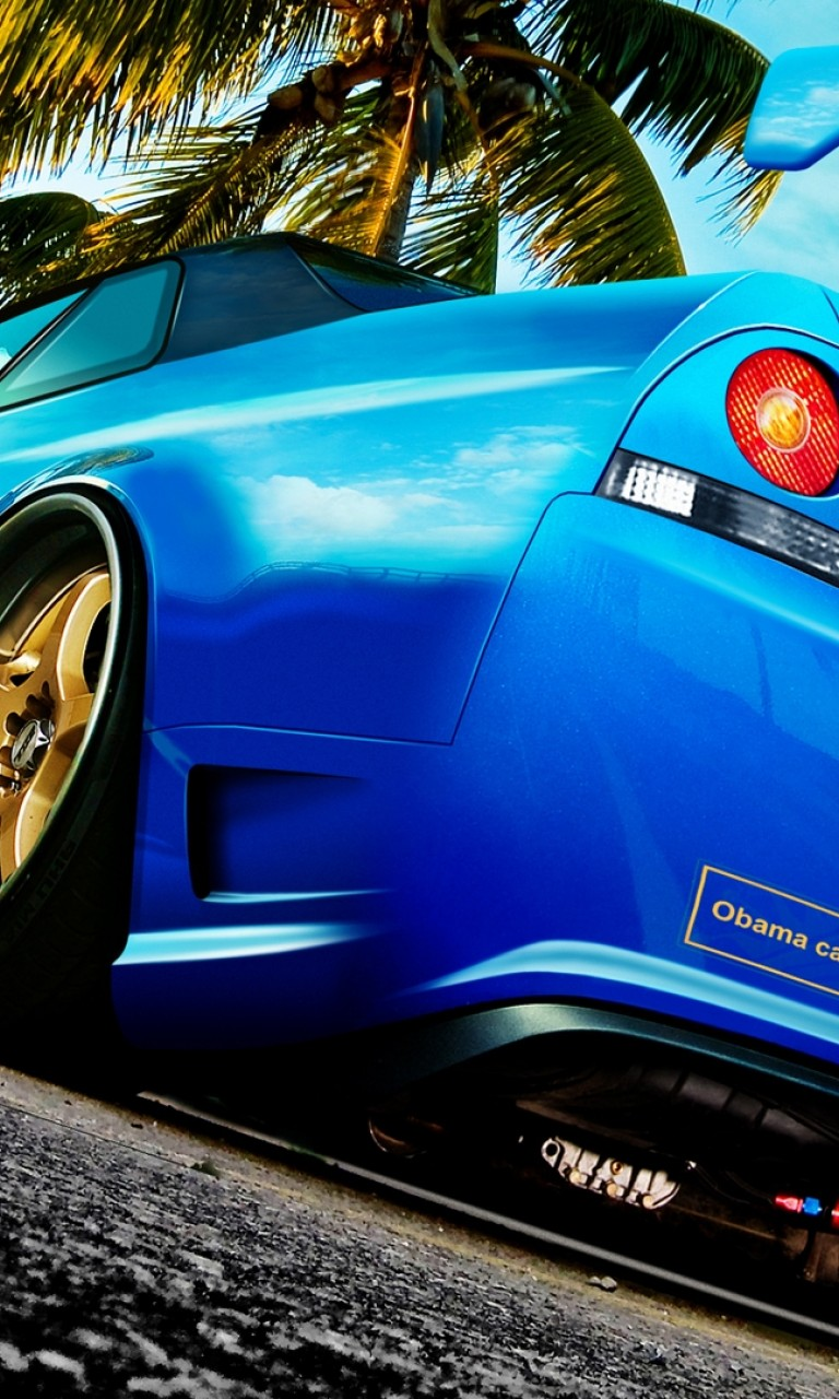 nissan skyline gtr hd wallpaper for desktop and mobiles 768x1280