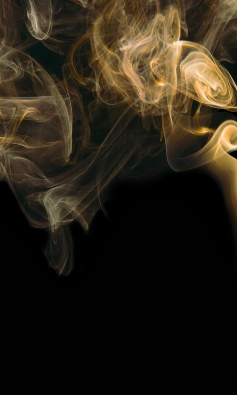 Smoke Abstract 3d Wallpaper For Desktop And Mobiles 480x800