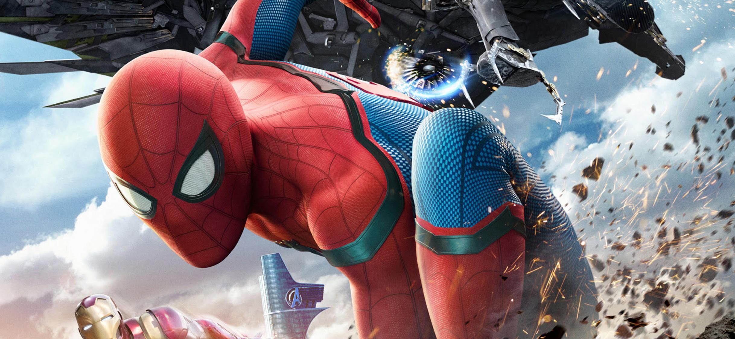 Spiderman Homecoming 4k Full Hd Wallpaper For Desktop And Mobiles