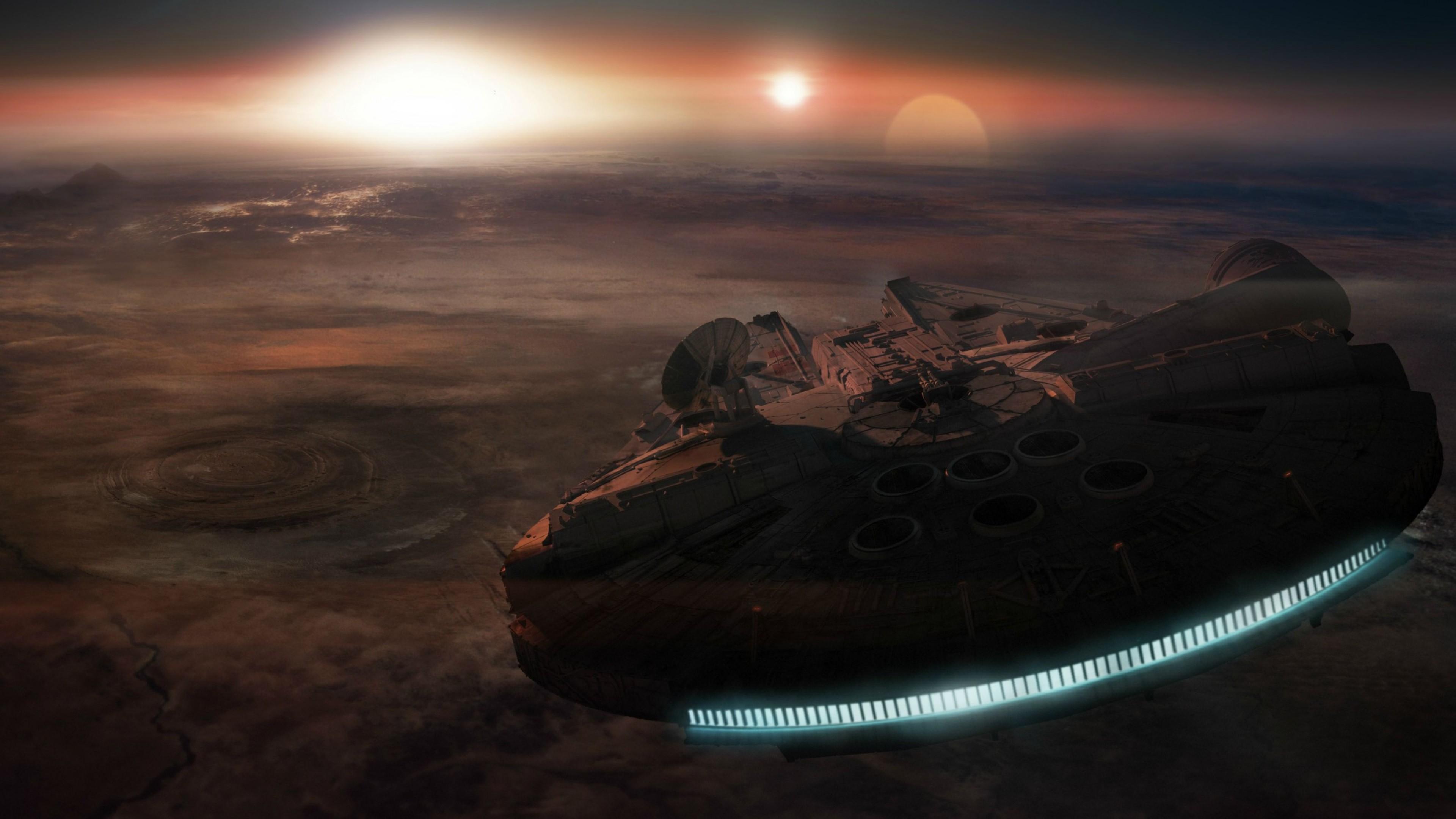 Star Wars Episode Vii The Force Awakens Wallpaper For Desktop And
