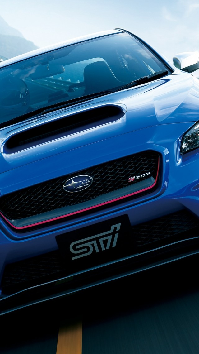 Subaru Wrx Sti Hd Wallpaper For Desktop And Mobiles Iphone 5 5s