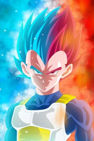 Vegeta Dragon Ball Z Hd Wallpapers For Iphone Gambarku