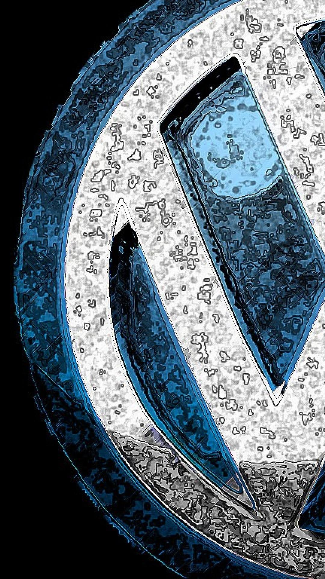 Volkswagen Logo Hd Wallpaper For Desktop And Mobiles Iphone 6 6s