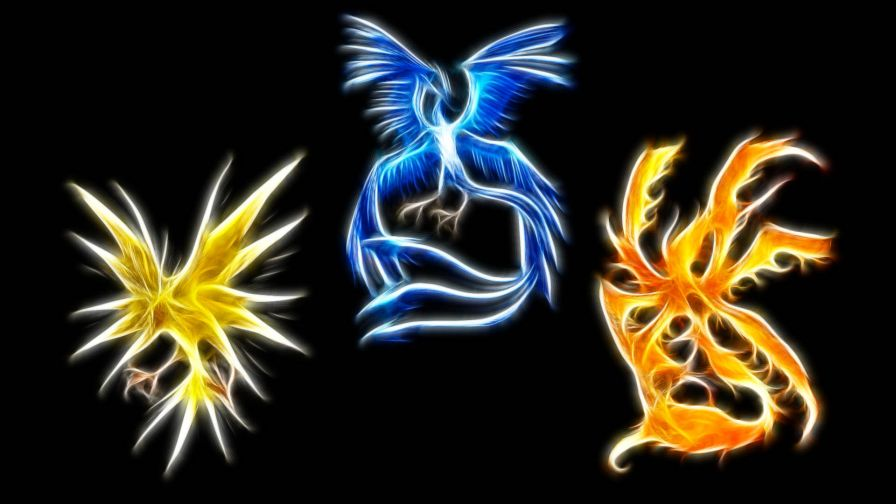 All Legendary Pokemon 3d Wallpaper For Desktop And Mobiles