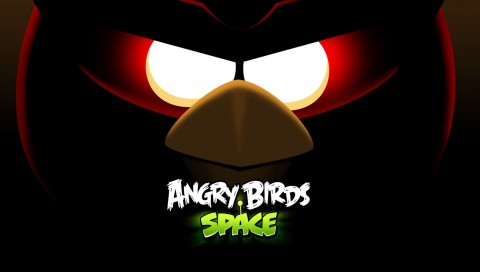 Angry Birds Space Hd Wallpaper for Desktop and Mobiles