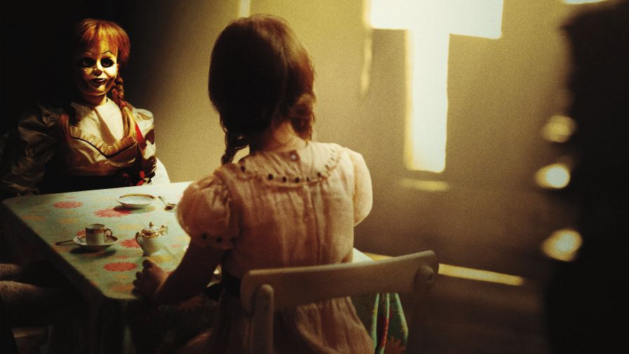 Annabelle Creation Hd Wallpaper for Desktop and Mobiles