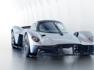 Aston Martin Valkyrie Wallpaper for Desktop and Mobiles