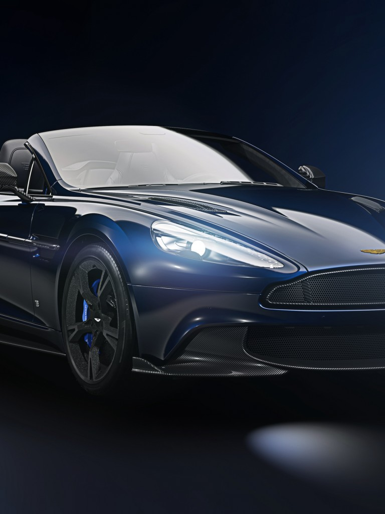 Aston Martin Vanquish HD Wallpapers for Desktop and Mobiles