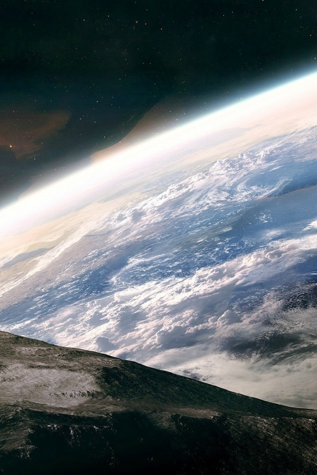 Astronaut in Space Hd Wallpaper for Desktop and Mobiles