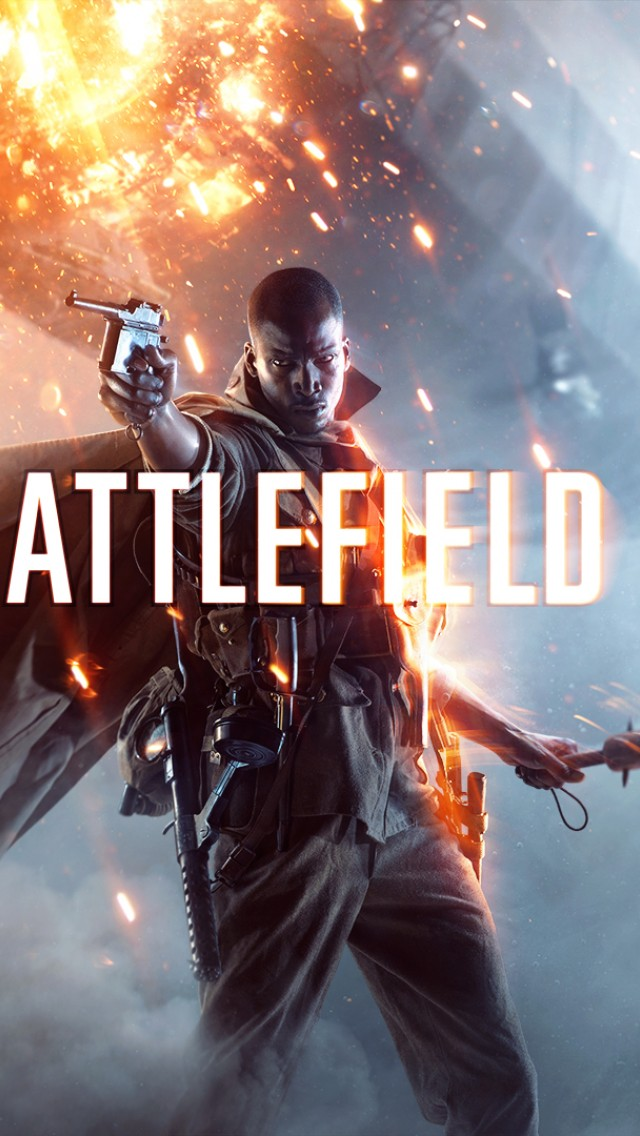 Battlefield 1 4K Wallpaper for Desktop and Mobiles