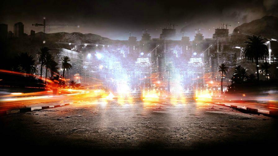 Battlefield 3 Back To Karkand HD Wallpaper